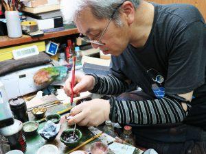 伝統工芸士石川さん